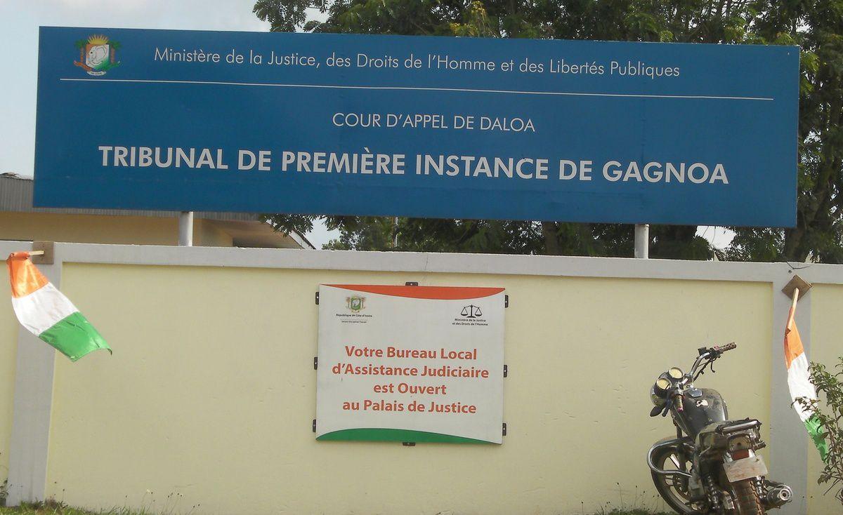 Gagnoa/Tribunal de Première Instance :  Le gouvernement installe un bureau d'assistance Judiciaire