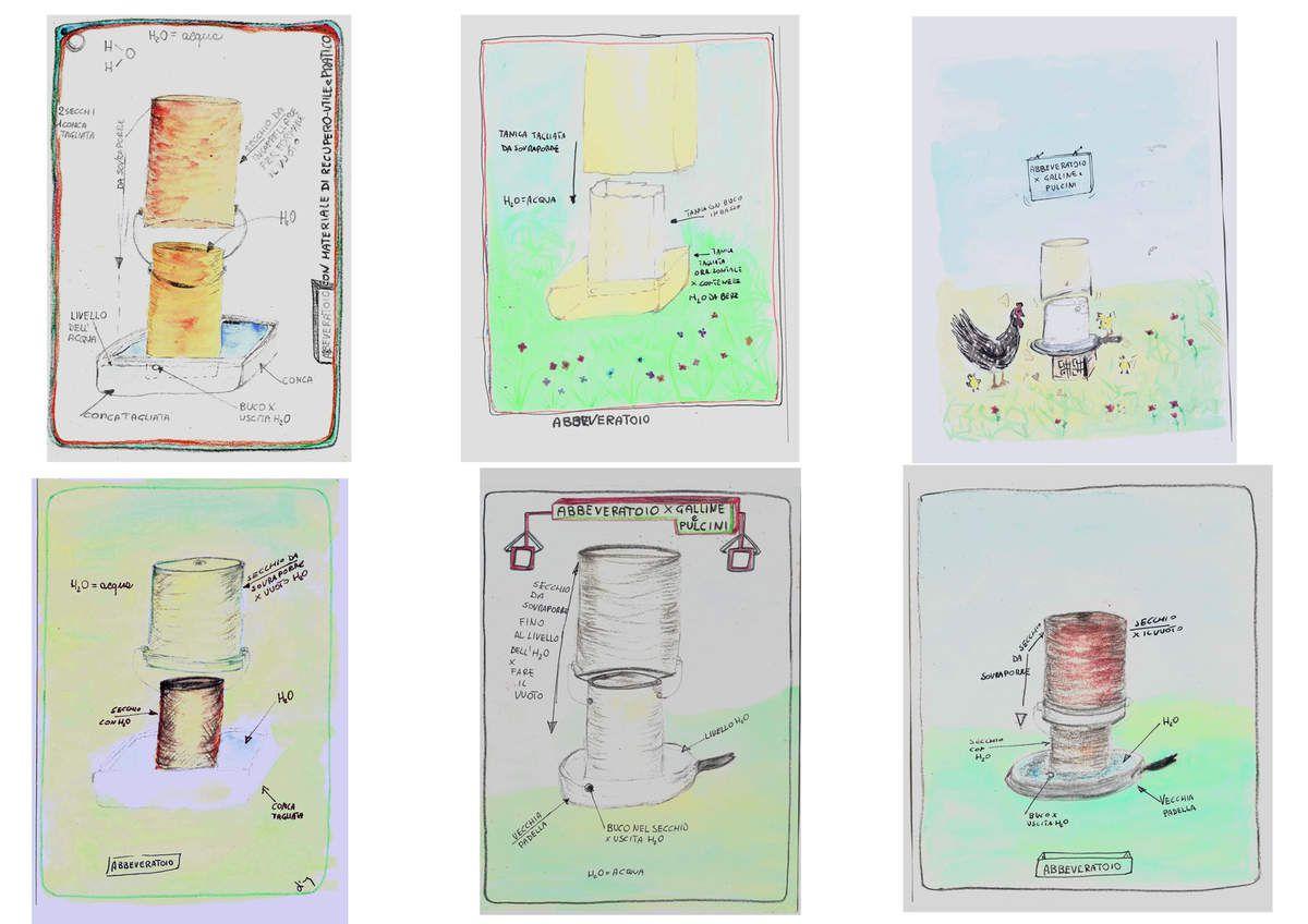 Fanzine-TESTO- Manuale allevamento galline