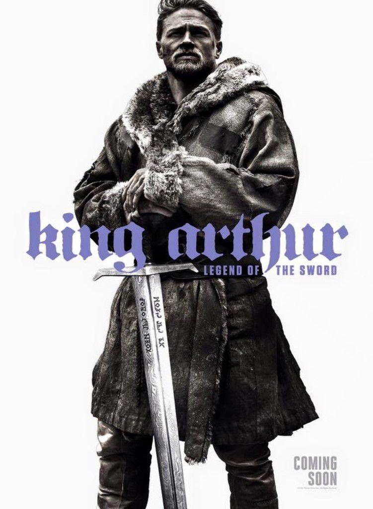 Le Roi Arthur: La Légende d'Excalibur   Bande Annonce VOST ( Action, Aventure - 2017 )