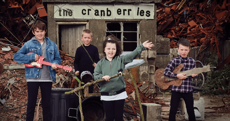 The Cranberries / In The End  (full album) sortie le  26 Avril 2019 chez BMG