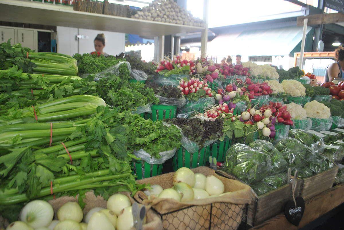 Tous les légumes, au clair de lune...