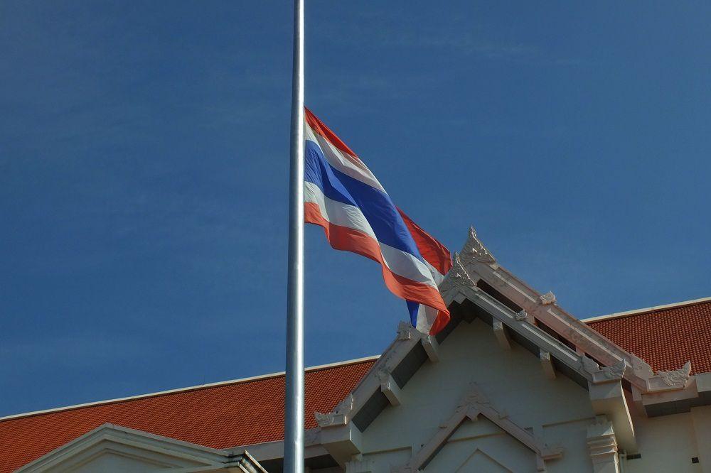 23 octobre 2016: Udonthani: Commémoration de la mort du Roi Chulalongkorn (Rama V)