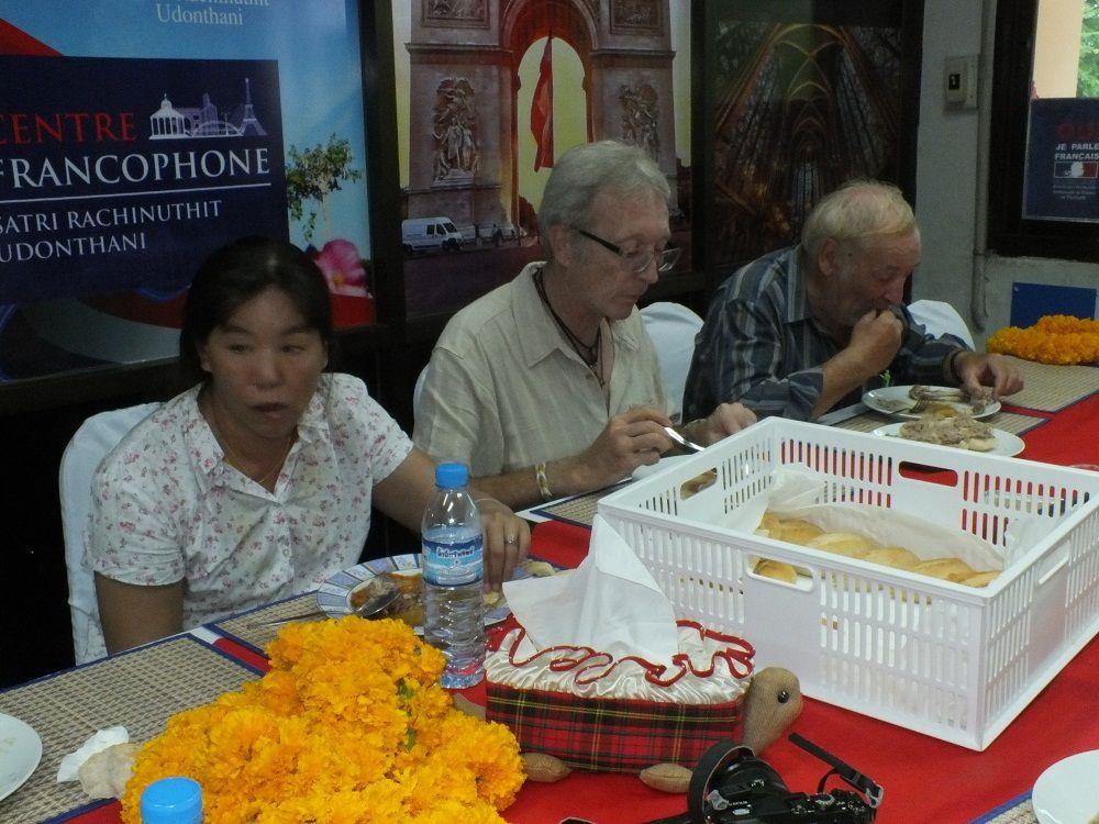 Thaïlande: Le 14 juillet 2017 à Udonthani.