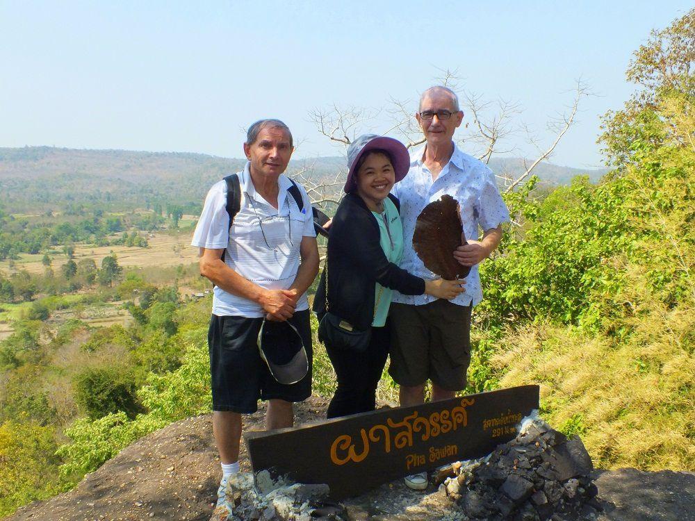 Mardi 13 février 2018: Balade au parc historique de « Phu Phrabat »