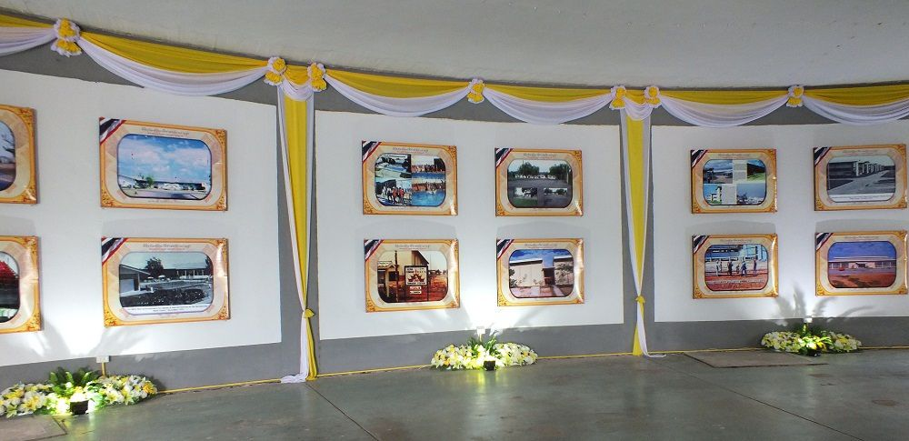 Udonthani : 1e septembre 2018 : Visite du Musée Ramasun (Guerre du Vietnam) Fait suite à mon article précédent.