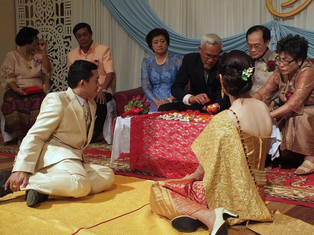24 novembre 2018: Kumpawapi: Invitation au mariage de AOM et NU