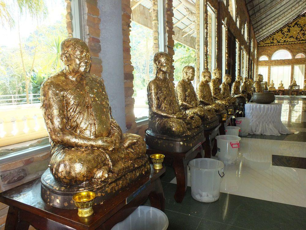22 au 23 décembre 2018: Sortie à Phu Rua. (Province de Loei) 3e partie.