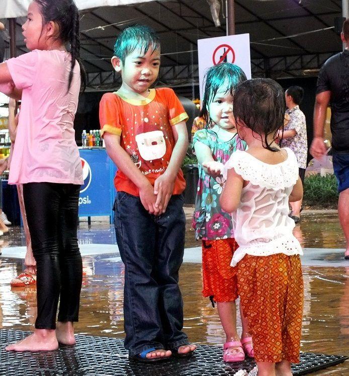 Udonthani: Du 12 au 16 avril 2019: Nouvel an Thaï (Songkran)