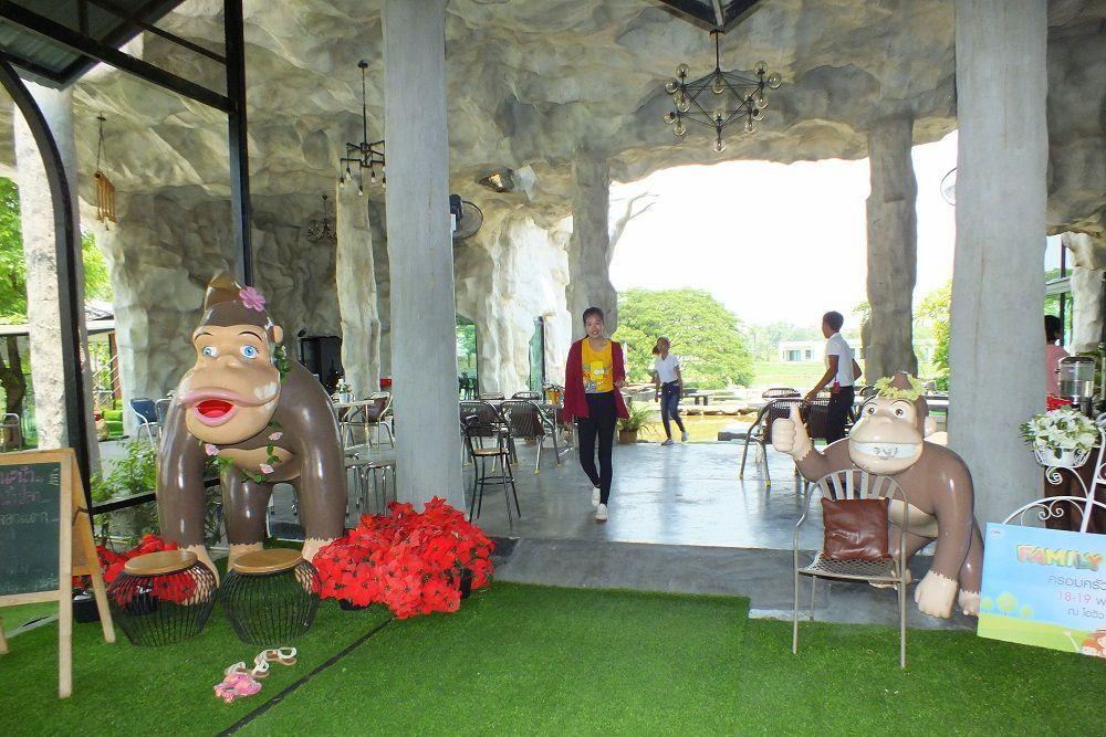 Udonthani: 19 mai 2019 : Sortie au Resort « I View Park Resort» de Ban Non Sung.