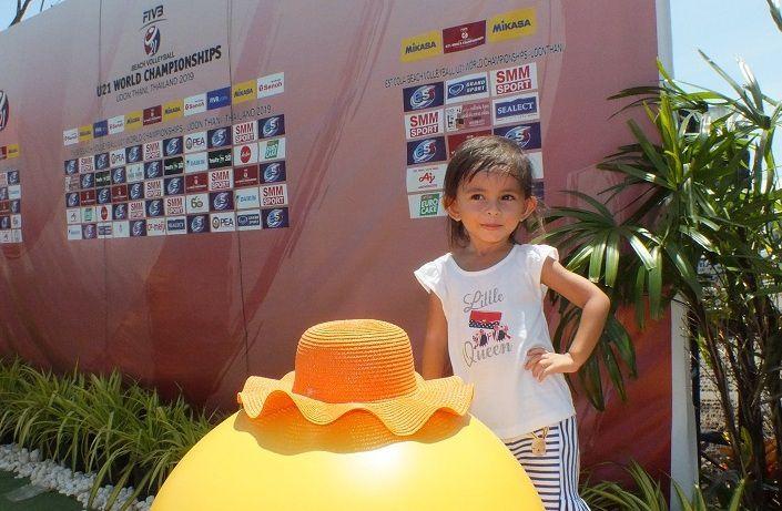Thaïlande : Championnat du monde 2019 de Beach volley U21 à Udonthani