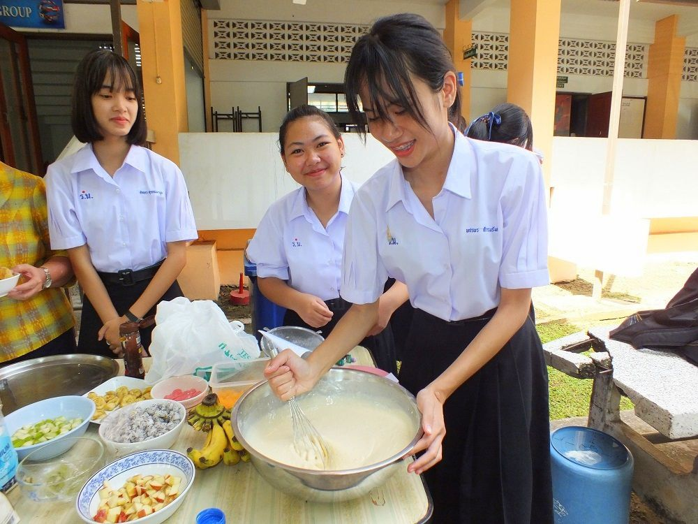 Thaïlande : Udonthani, fête du 14 juillet 2019 au Centre Francophone.