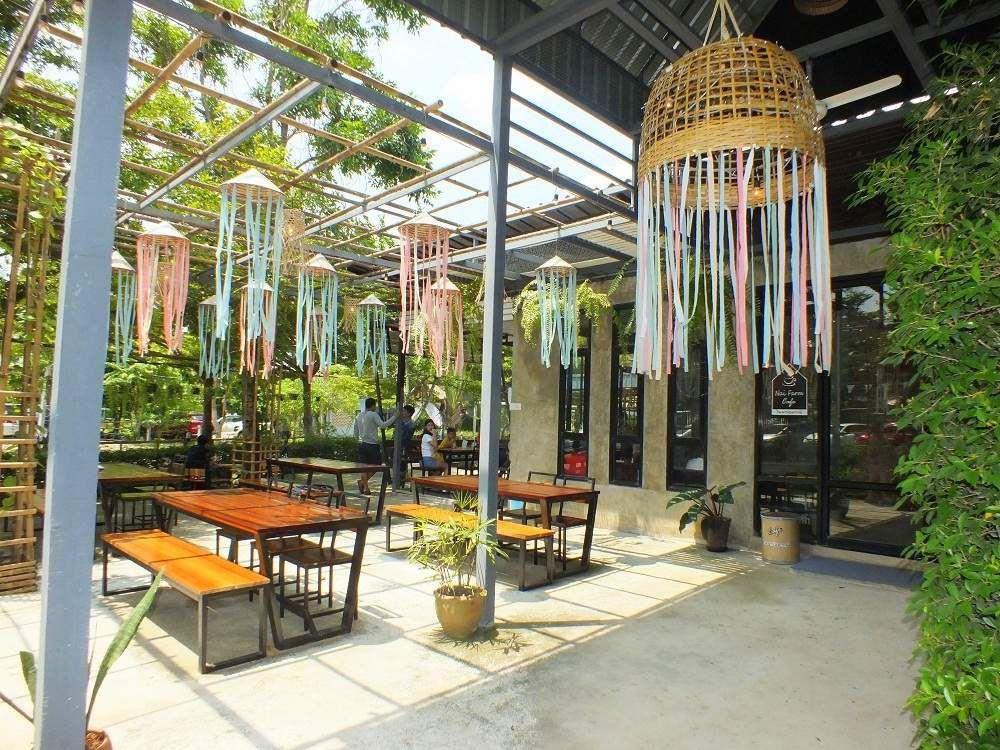 21 septembre 2019. Udonthani : Le « Nai Farm Café » J'ai testé.