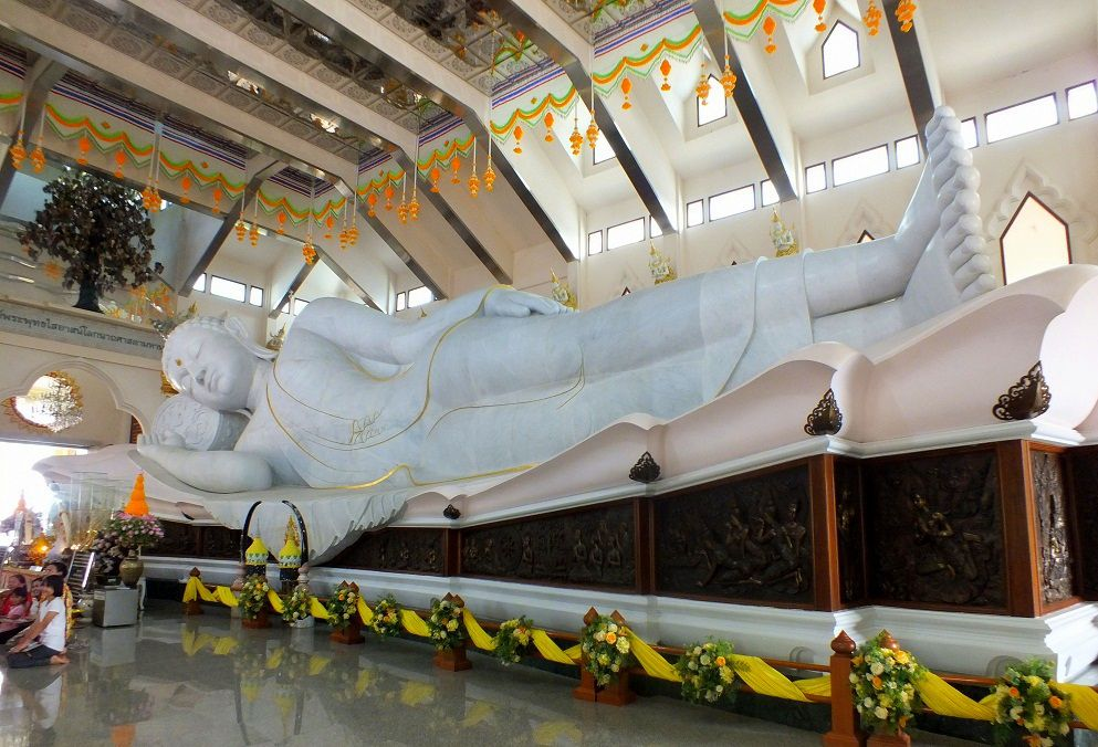 19 janvier 2020: Udonthani. Sortie au Wat Pha Phu Kon