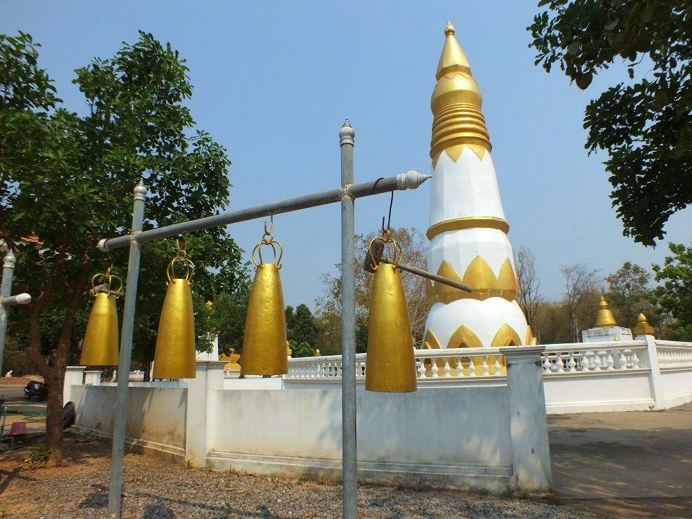 1 mars 2020 : Udonthani. Visite du Wat Pa Ban Sala.