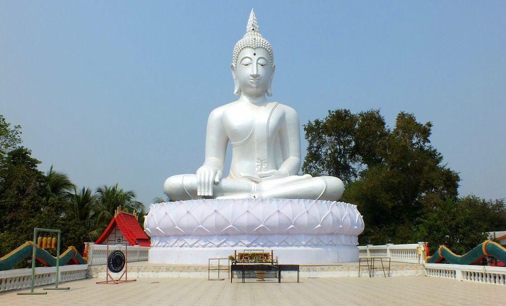 1 mars 2020: Udonthani : Visite de deux temples de Nong Han.