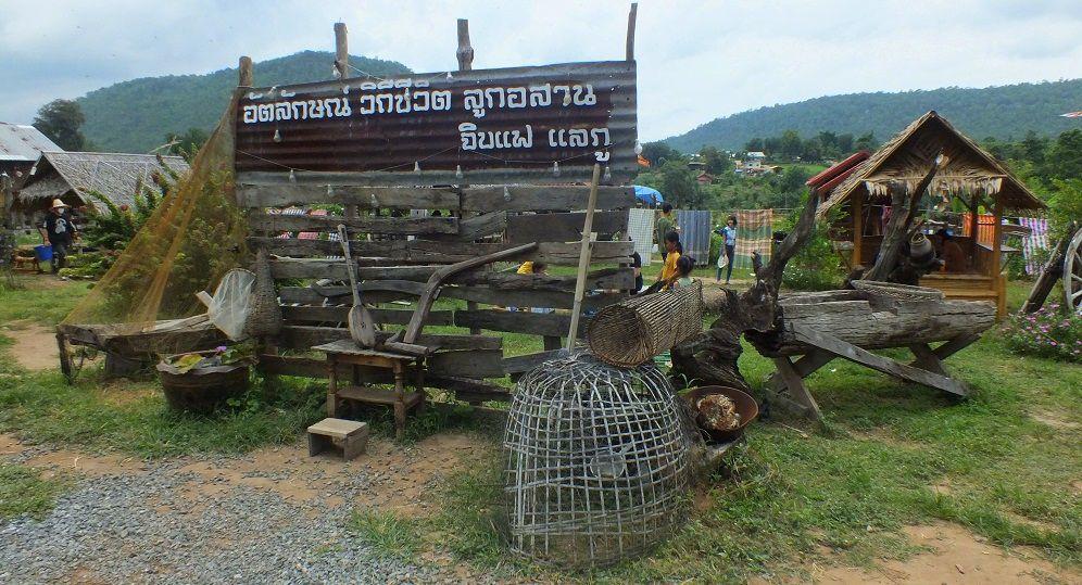 12 juillet 2020: Udonthani: Sortie au Parc de loisir- restaurant « JIBFARE ».