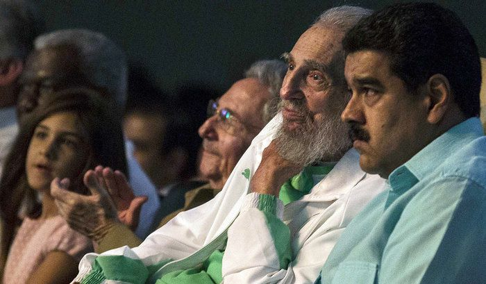 L'anniversaire, par Fidel Castro (90 ans)