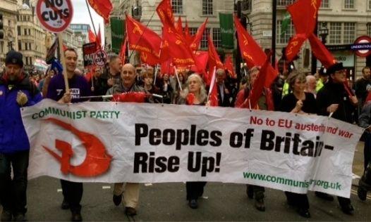 Brexit : face à la trahison du Parti conservateur, des élections générales tout de suite ! (Parti communiste de Grande-Bretagne)
