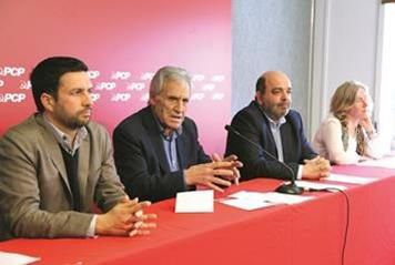 PORTUGAL – Elections européennes – Le PCP n'abandonnera pas sa campagne d'éclaircissement pour le vrai débat politique.