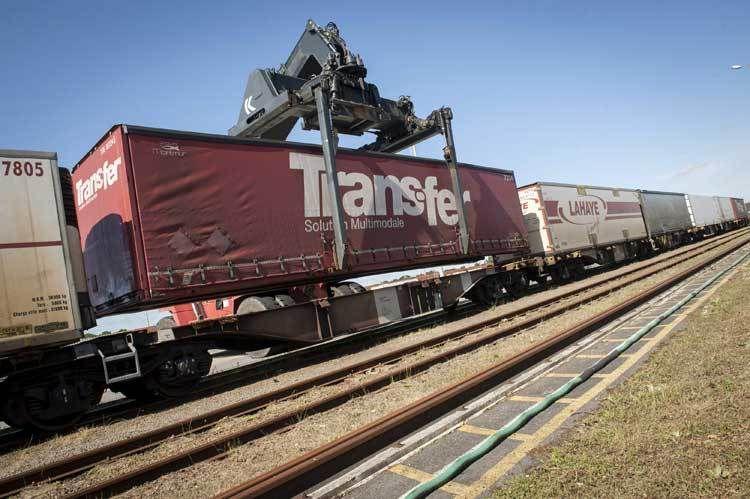 """Cour des comptes - Les """"autoroutes ferroviaires"""" restent à la traîne"""