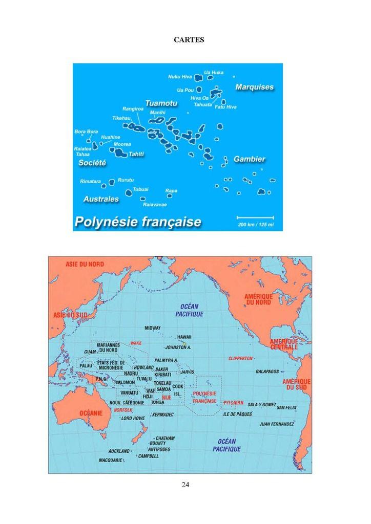 Paradis pourri Smart islands en Polynésie !!