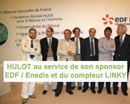 Nicolas Hulot : trahison et coming-out pro-Linky en direct sur France-Inter