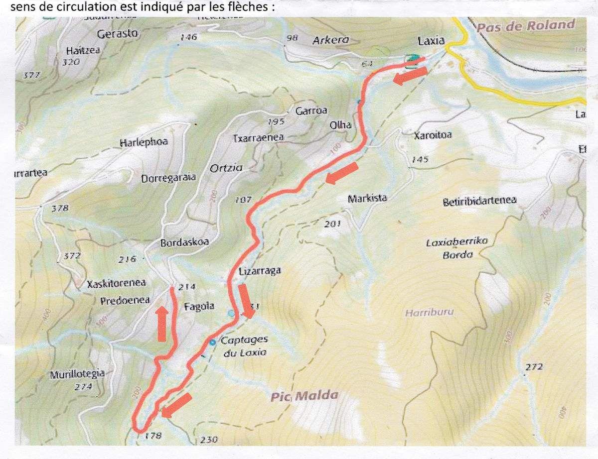 Mondarrain, Championnat de France de trial: en plein site Natura 2000 !!!