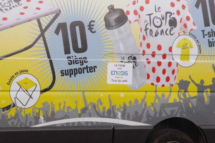 Tour d'horizon du Tour de France sponsorisé par ENEDIS (03)