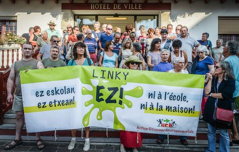 Linky Aquitaine Sud : Les opposants attaquent Enedis en justice