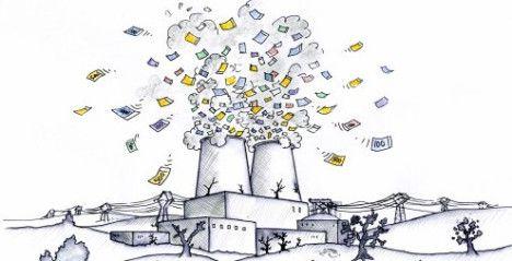 Le nucléaire nous ruine