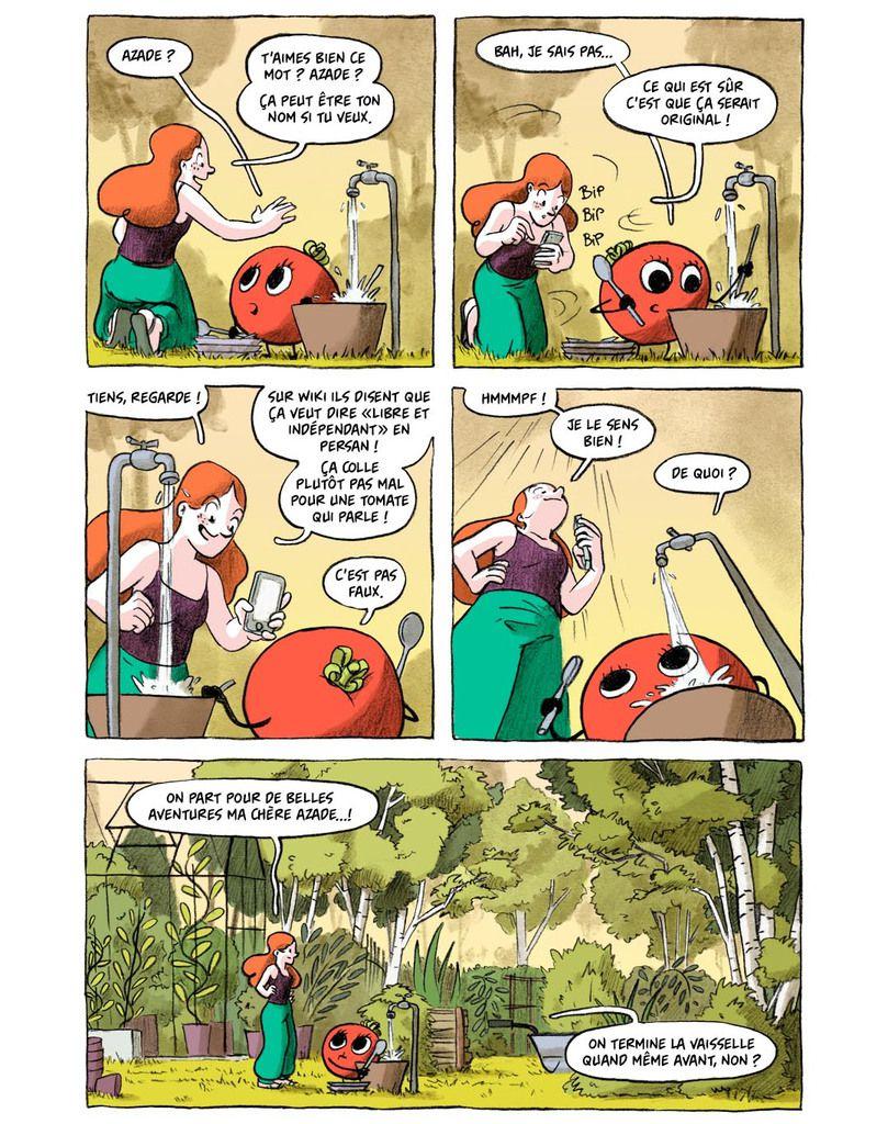 La folle histoire des plantes : Mini-épisode 1 bis : C'est quoi ton petit nom ?