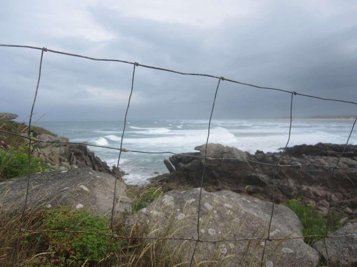 Bretagne 3 : gris-bleu