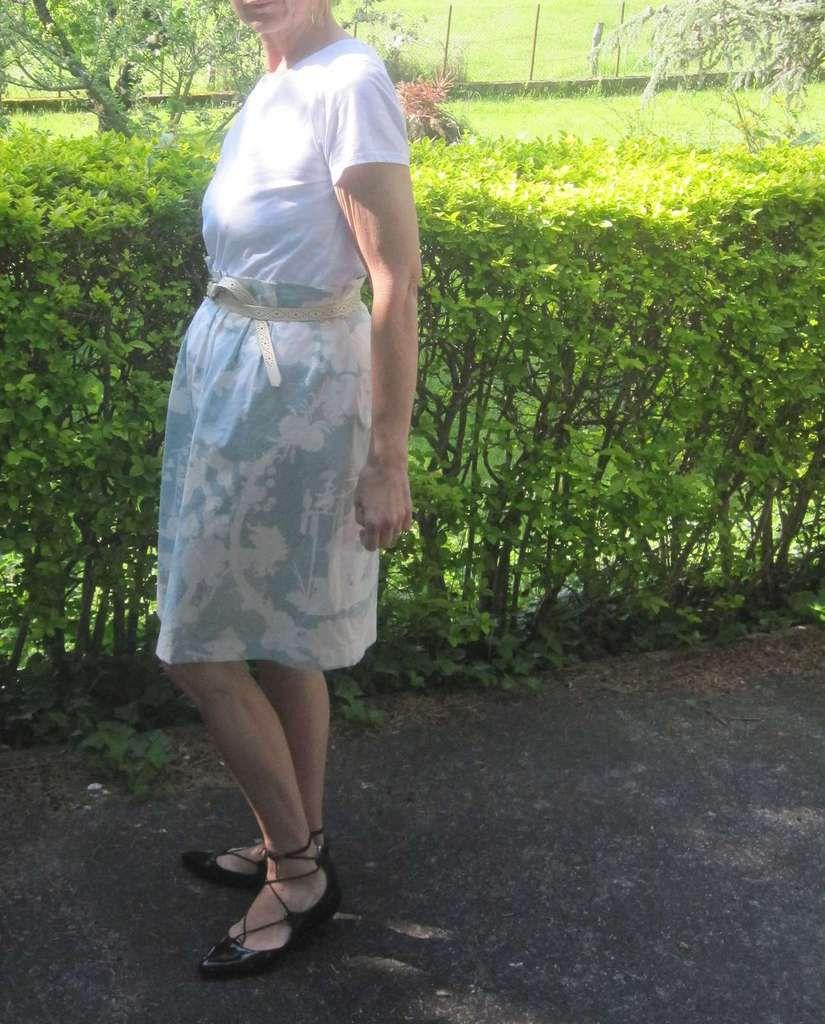 La jupe chinoise...