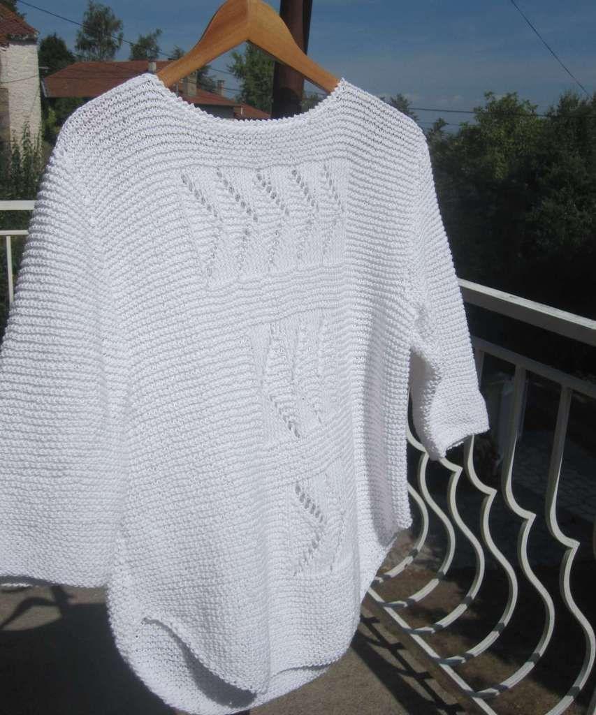 Tricot blanc (1)