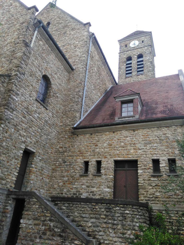 Journées européennes du patrimoine: L'Abbaye Saint-Louis du Temple (Abbaye bénédictine de Limon)