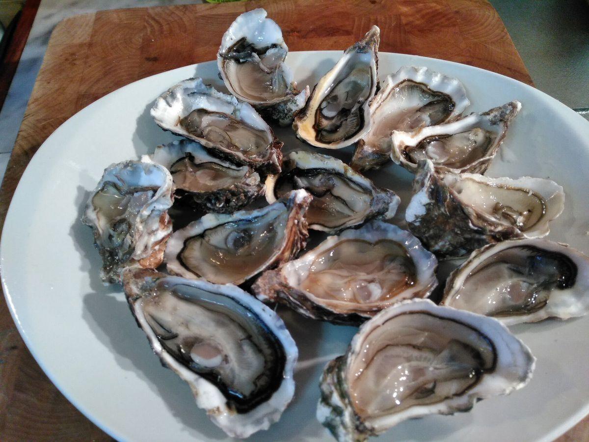 huîtres de Normandie