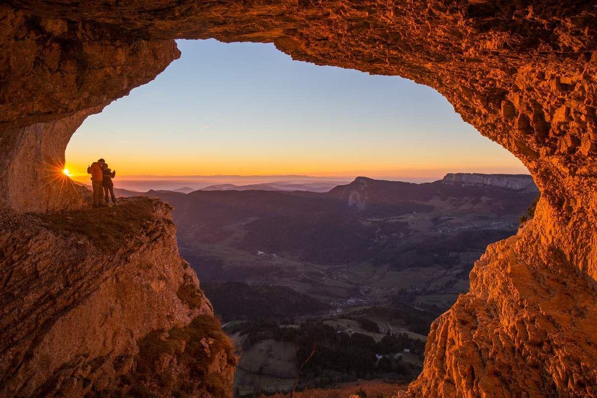 Grotte entrée ouest. Une préférence ?