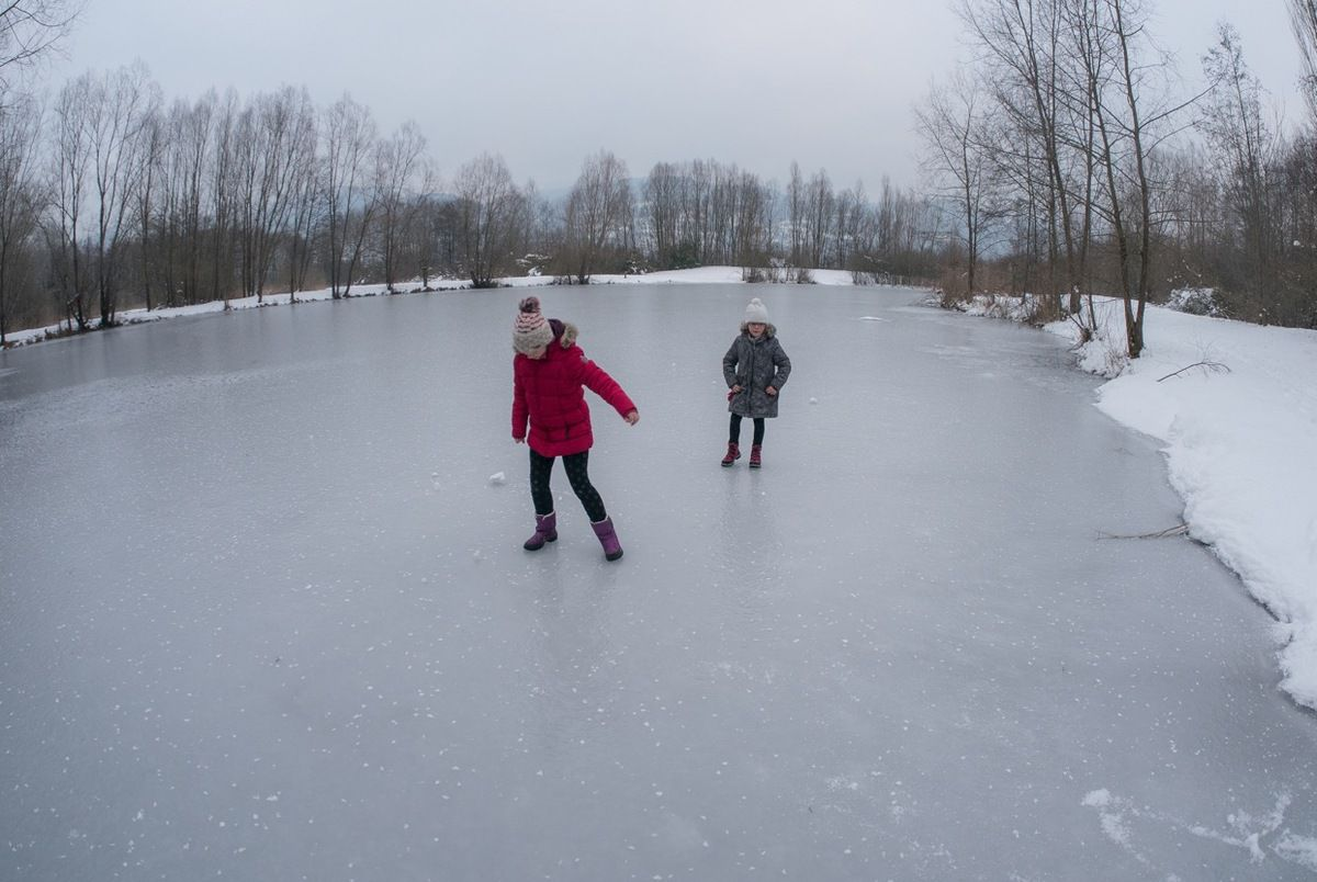 Patinage sans patin
