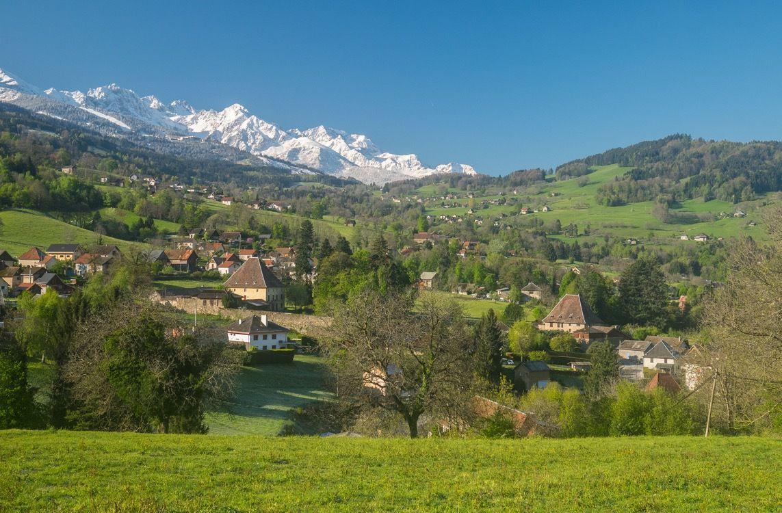 Theys. Printemps en bas, hiver sur Belledonne (Ferrouillet, Replomb, Grande Lance)