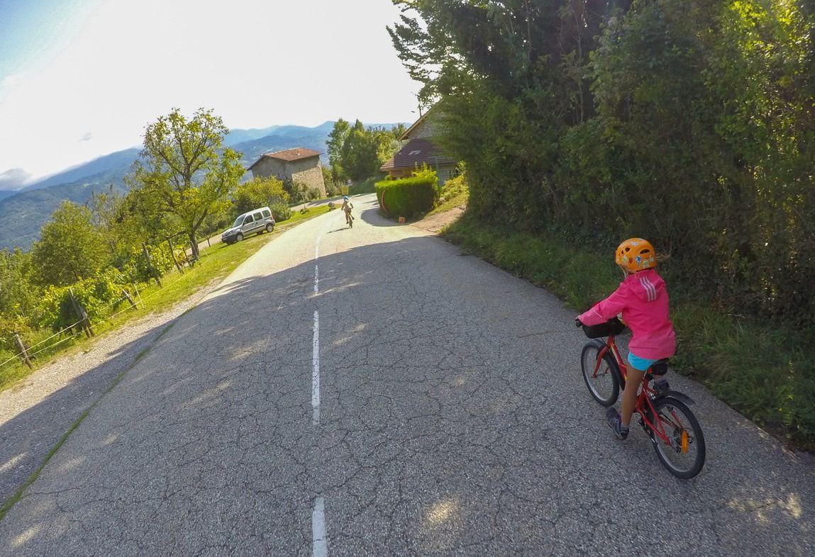 Balcons de Chartreuse à vélo
