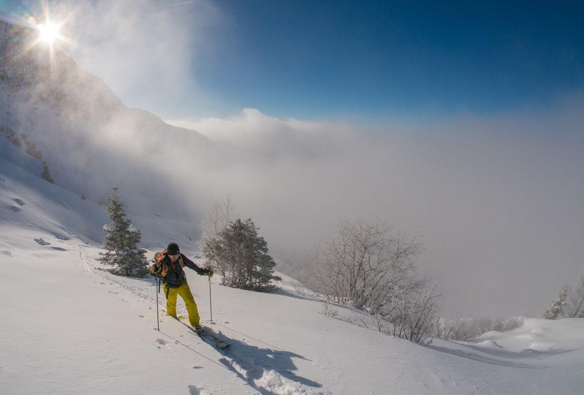 Ski dans Belledonne ce dimanche