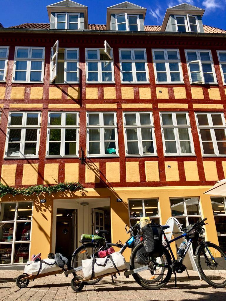 Svendborg. Très belle ville.