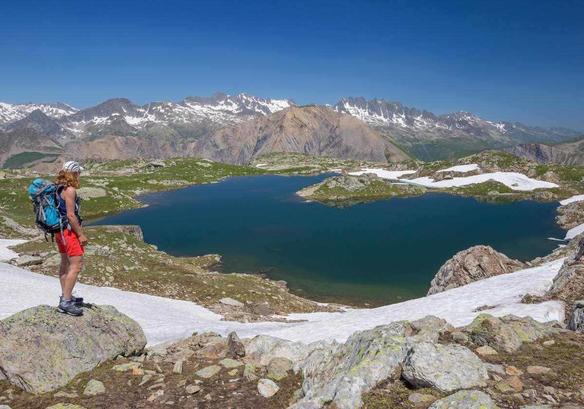 Le lac de la Jasse