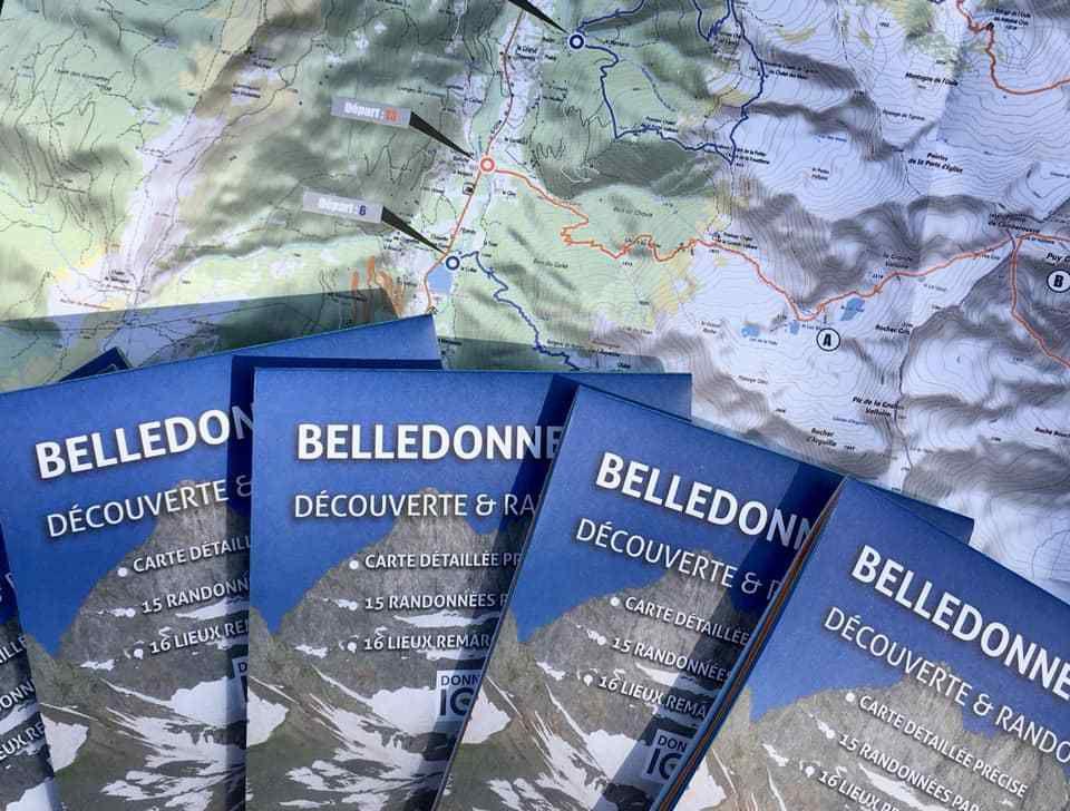 Carto Rando Belledonne