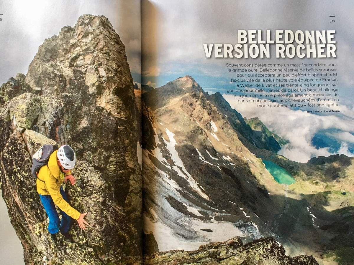 Montagnes Mag' spécial Belledonne