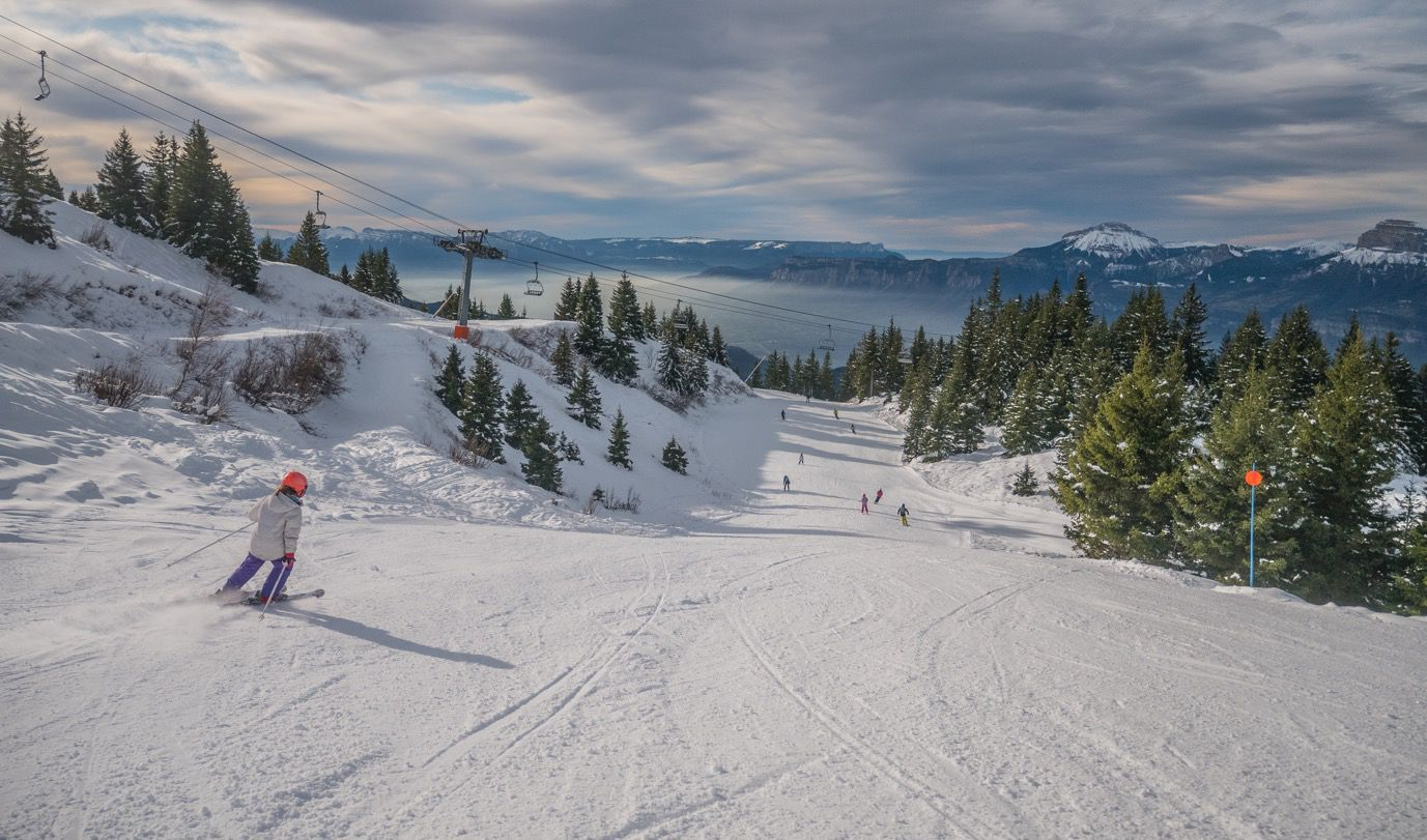 En alpin, les sorties commencent bien avec les filles