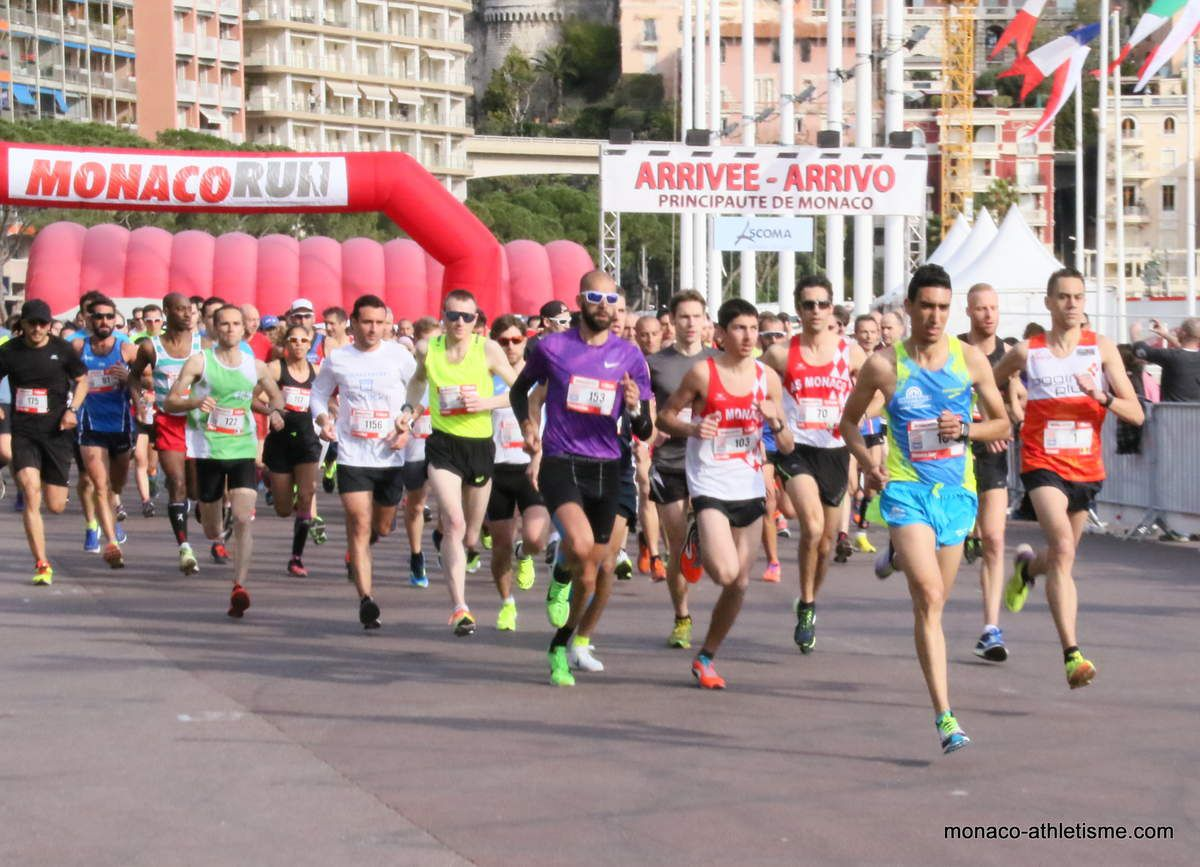 photos monaco run 2017