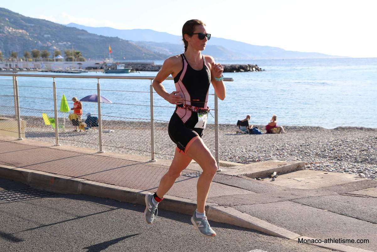 photos du triathlon de robebrune cap martin 2017