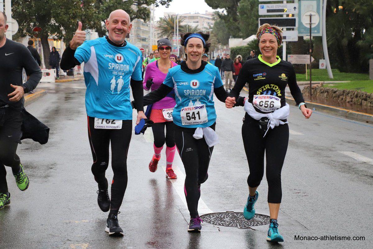 quelques photos du semi marathon fevrier 2018