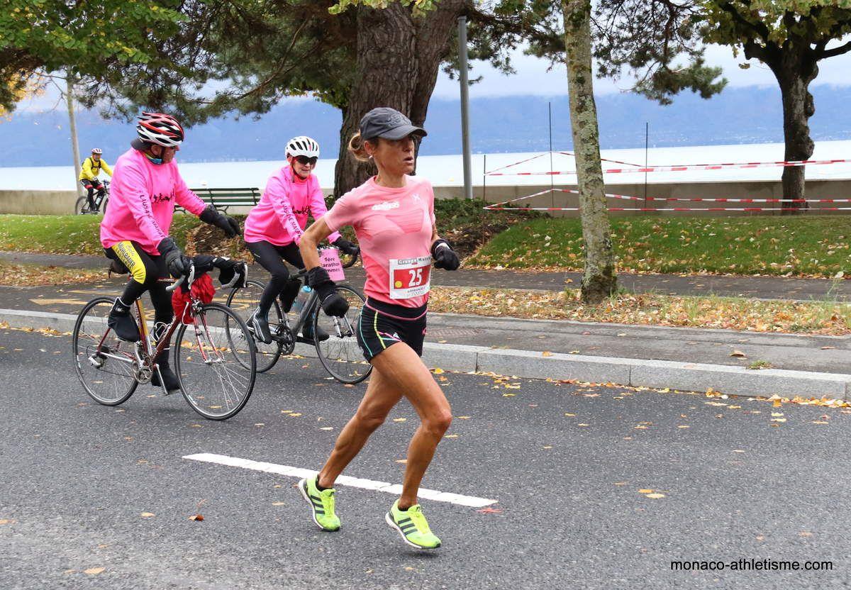 marathon de lausanne (PLUS  10 km PLUS marcheurs ) 2018